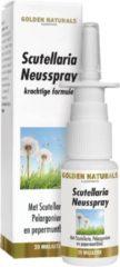 Golden Naturals Scutellaria Neusspray (20 milliliter)