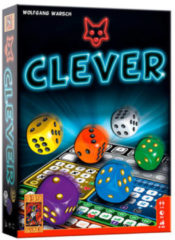 999 Games Spel Clever (6105791)