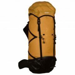 Crux - AK37-X - Klimrugzak maat 37 + 5 l - Long, bruin/zwart/oranje