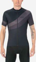 Zwarte Giro Chrono Sport Fietsshirt Black Render S