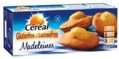 Cereal Céréal Madeleine Glutenvrij (180g)