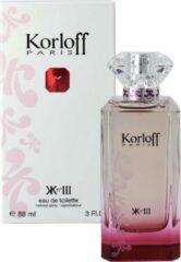 Korloff Paris Kn°III edt 88ml