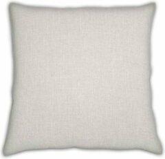 Creme witte Homing CREME KUSSENHOES met ritssluiting 45 x 45 cm