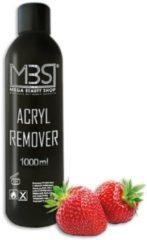 Transparante Mega Beauty Shop® Acryl remover Remover 1000 Acrylnagels - Kunstnagels