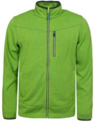 Outdoorjacke Saku in sportlicher Optik 57752-810 ICEPEAK LIGHT GREEN