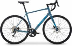 Licht-grijze Fuji Sportif 1.3 Disc Road Bike (2021) - Racefietsen