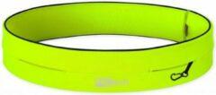 Flipbelt Classic Geel - Running belt - Hardlopen - XS