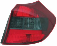 Universeel Set Achterlichten BMW 1-Serie E81/E87 3/5-deurs 2004-2006 - Rood/Smoke
