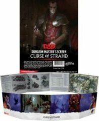 GaleForce9 Asmodee D&D Curse of Strahd DM Screen - EN
