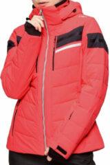 Campagnolo CMP Wintersportjas - Maat 40 - Vrouwen - rood/zwart/wit