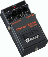 Grijze Boss MT-2W Waza Craft Metal Zone effectpedaal elektrische gitaar