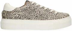 Witte Maruti Dames Sneakers Ted - Beige - Maat 37