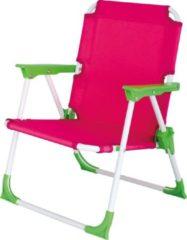 Eurotrail Campingstoel kids Nicky - roze groen