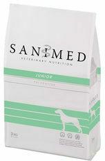 Sanimed Junior Dog 3 kg