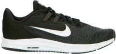 Nike Downshifter 9 Sportschoenen - Maat 38.5 - Vrouwen - zwart/wit
