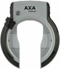 Gele AXA Veiligheidsslot Defender TAG m/klapsl. zilver ART**