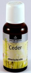 Jacob Hooy Ceder - 30 ml - Etherische Olie