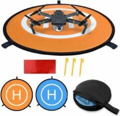 Blauwe Trendtrading Opvouwbare Landingpad (75cm) voor drones