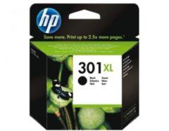 HP Cartuccia originale inchiostro nero ad alta capacità 301XL