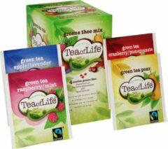 Tea of Life - Groene thee Fruitmix - 80 x 1,75gr