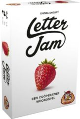 Witte White Goblin Games kaartspel Letter Jam (NL)