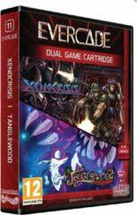 Evercade Xeno Crisis & Tanglewood - Cartridge 1