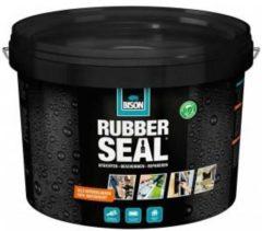 Coating op rubberbasis voor waterdicht afdichten, beschermen en repareren