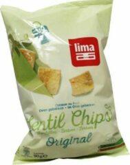 Lima Lentil Linzen Chips Original Bio (90g)