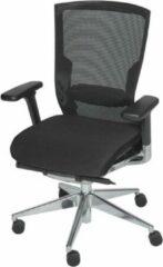 Zwarte RoomForTheNew Bureaustoel 100- Bureaustoel - Office chair - Office chair ergonomic - Ergonomische Bureaustoel - Bureaustoel Ergonomisch - Bureaustoelen ergonomische - Bureaustoelen voor volwassenen - Bureaustoel ARBO - Gaming stoel - Thuiswerken