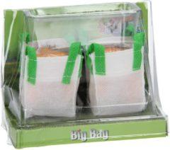 Kids Globe Farming Big Bag set van 2 stuks met Silovulling