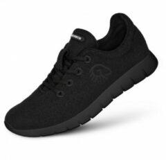 Giesswein - Women's Merino Runner 2.0 - Sneakers maat 38, zwart