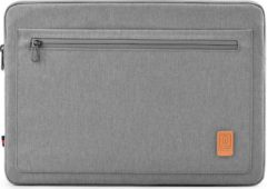Wiwu - Pioneer laptop en Macbook sleeve - Waterafstotend -15.4 inch - Grijs