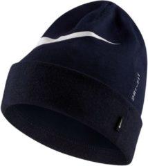 Blauwe Nike Team Beanie