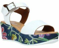 Witte Sandalen Grace Shoes 02