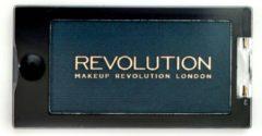 Blauwe Makeup Revolution Eyeshadow - Envy