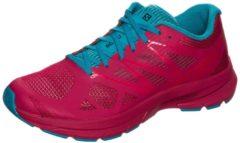 Rosa Sonic Pro 2 Laufschuh Damen Salomon sangira / enamel blue / virtual pink