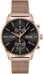 Hugo Boss BOSS HB1513806 ASSOCIATE - Polshorloge - Staal - Rosékleurig - Ø 42 mm