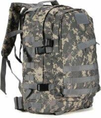 Merkloos / Sans marque Backpack - Militair Tactisch - Techno - 55 Liter Rugzak
