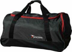Precision Sporttas Trolley Pro Hx 105 Liter Polyester Zwart/rood