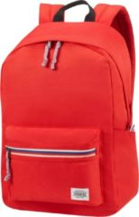 Rode American Tourister Rugzak - Upbeat Backpack Zip Red