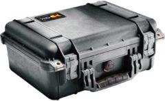 PELI Outdoor-koffer 1450 15 l (b x h x d) 409 x 154 x 260 mm Zwart 1450-000-110E