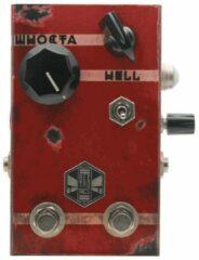 Beetronics Whoctahell low octave fuzz