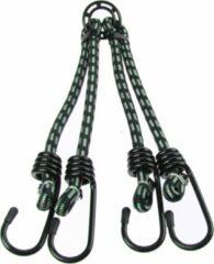 Widek Spinbinder 4-armig 9 Mm 50 Cm Zwart/groen