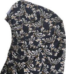 Blauwe Hannahhave ledikant hoeslaken Blossom 60x120 cm