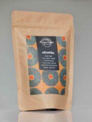Tanza Coffee | Aranga Medium-Dark Roast | Biologische Vers Gebrande Koffiebonen | Tanzania Single Origin | Specialty Koffie | 250 Gram