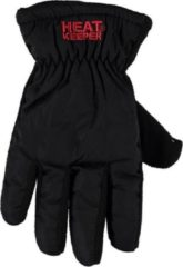 Merkloos / Sans marque Thermo mega handschoenen zwart voor dames