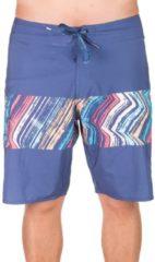 "Blue Volcom Macaw Mod 20"" Boardshorts"