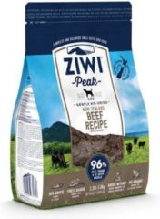 ZIWIPeak 2x Ziwi Peak Hondenvoeding Air-Dried Beef 1 kg.