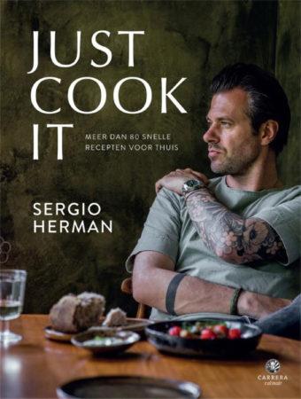 Afbeelding van Books by fonQ Just cook it - Sergio Herman