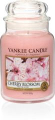Roze Yankee Candle Large Jar Cherry Blossom